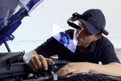 تعمیر خودرو با عینک هوشمند واقعیت افزوده