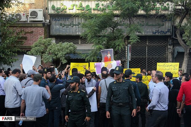 University students to rally in front of UK embassy in Tehran