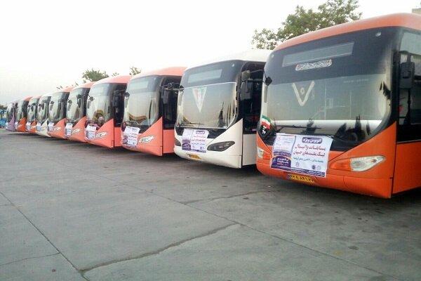ناوگان اتوبوسرانی برای مسابقات والیبال لیگ ملتها آماده شد