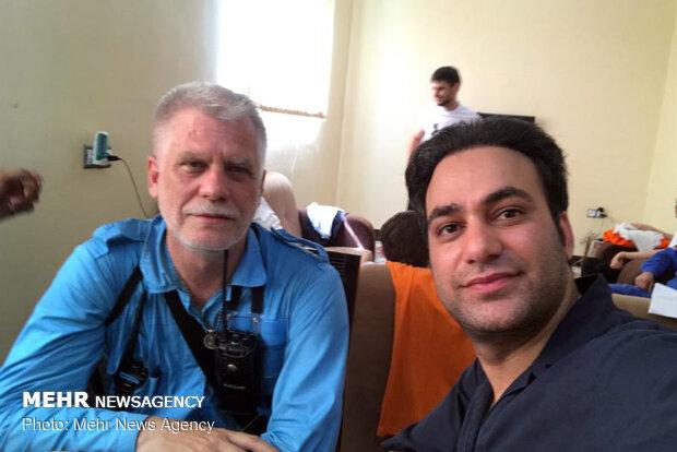 آخرین وضعیت سلامت خدمه سانحه دیده دو نفت کش روز گذشته در دریای عمان