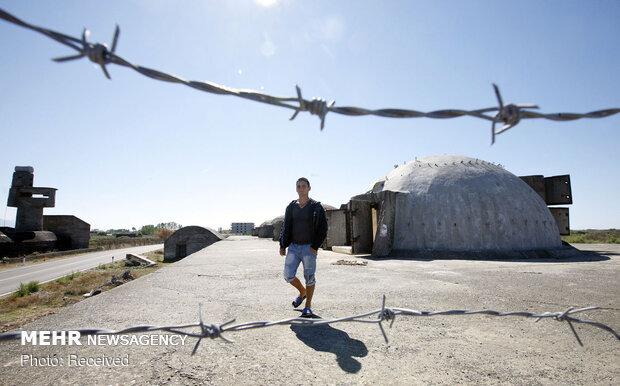 پناهگاه های جنگ سرد در آلبانی