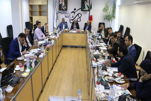 نشست مدیران ورزش شهروندی برگزار شد