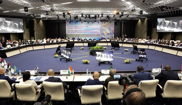 World news agencies hold congress in Sofia to discuss future of newsmaking