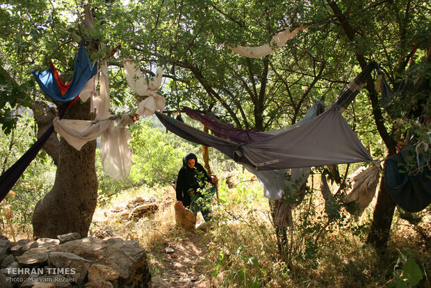Photographs show how life goes on in Iran's Uraman village