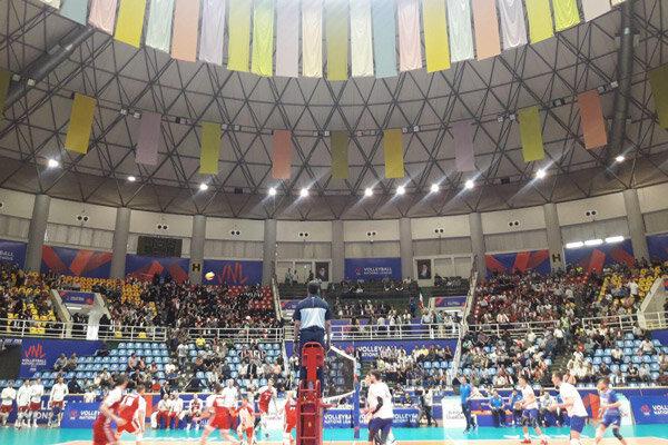 لیگ ملت های والیبال, تیم ملی والیبال لهستان, تیم ملی والیبال روسیه