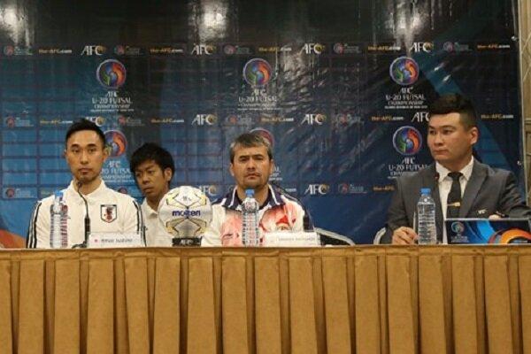 سرمربی ژاپن: بازی بسیار سختی برابر تاجیکستان داشتیم
