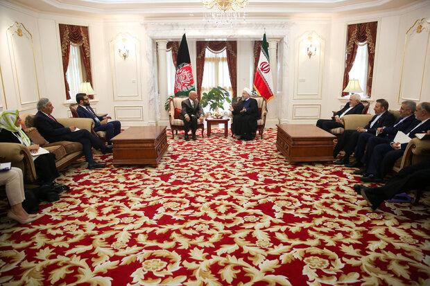 تهران تمام تلاش خود را برای تقویت ثبات افغانستان بکار خواهد گرفت