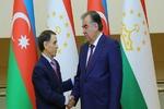 Azerbaycan Başbakanı Tacikistan Cumhurbaşkanı ile görüştü