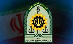 برخورد با ماموری که با دختر جوان در تهرانپارس درگیر شد