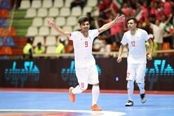 ایران با پیروزی پرگل مقابل اندونزی سوم شد