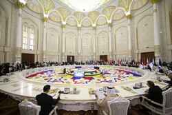 تاجیکستان میں سیکا اجلاس کا آغاز