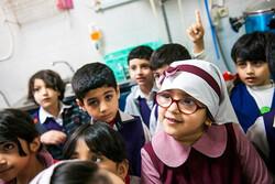 آموزش مقررات راهنمایی و رانندگی در مهد کودک های ایلام
