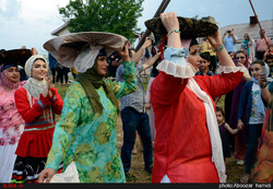 Rosewater festivals attract travelers to northern Iranian villages