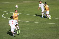 آخرین تمرین تیم فوتبال امید پیش از دومین دیدار مقابل ازبکستان