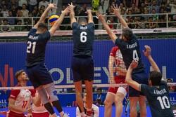 Iran vs Poland: VNL Week 3
