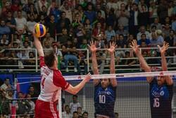 تیم ملی ایران در گام نخست به لهستان باخت/ کار گرفتن سکو سخت شد