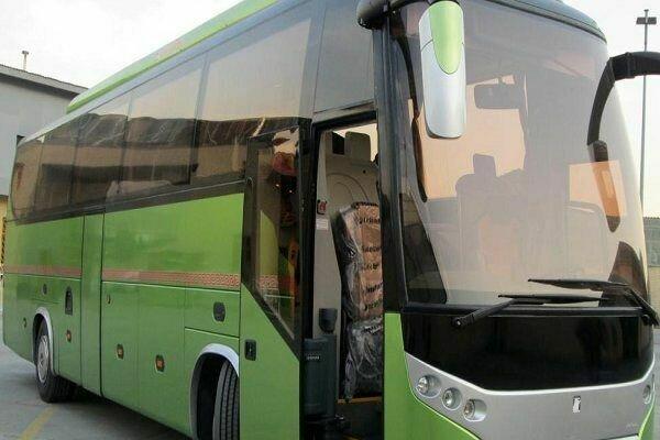 نقص فنی اتوبوس درپارک ملی گلستان ۴۵ مسافر را زمین گیر کرد