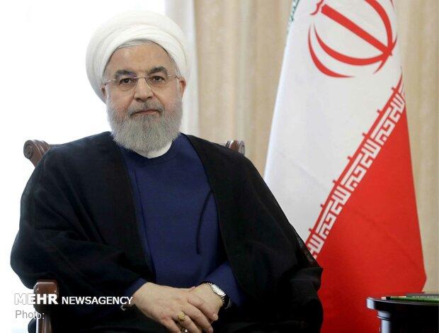 """روحاني: تخفيض تعهداتنا النووية هو """"الحد الأدنى"""" من الإجراءات"""