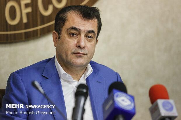 استرماچونی دستیار ایرانی نخواسته/ سرپرستی پرویز مظلومی صحت ندارد