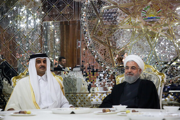 Iran closely monitoring US moves in region: Rouhani