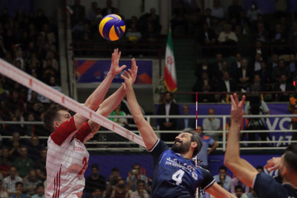 Iran beats Poland 3-2 to remain atop VNL 2019