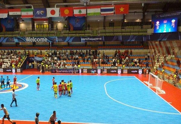 لبنان راهی مرحله حذفی شد/ قرقیزستان سومین تیم حذف شده مسابقات