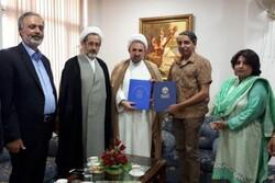 گسترش همکاری دانشگاه مذاهب اسلامی با موسسات و دانشگاه های هند