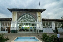 خانه رمدانی نکا ثبت ملی شد