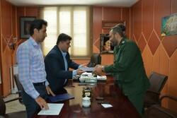 تفاهمنامه همکاری اداره کل میراث فرهنگی و سپاه لرستان امضاء شد