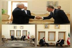 سفير بولندا الجديد يقدم نسخة من أوراق اعتماد إلى وزير الخارجية الايراني