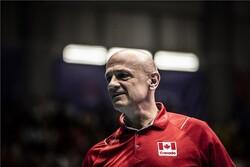 تیم ملی والیبال کانادا با هدایت «هوگ» مقابل ایران در المپیک