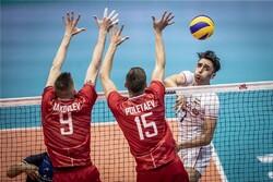 Iran beats Russia 3-0 at 2019 VNL Week 3