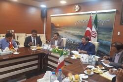 آذربایجان غربی و حکاری ترکیه تبادل دانش کشاورزی می کنند