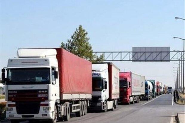 ناوگان حمل و نقل جادهای همدان نظارت و کنترل میشود