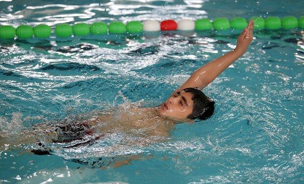 شناگران کردستانی دو نشان برنز کسب کردند