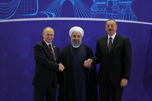 İran, Rusya ve Azerbaycan liderleri Soçi'de bir araya gelecek