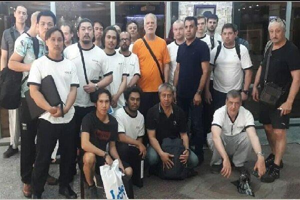 Front Altair crew leave Iran for Dubai