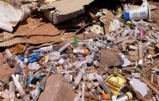 وضعیت قرمز زباله های پزشکی /۸ بیمارستان که ناجی جان مردم نیستند
