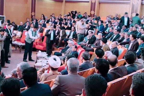 با حضور معاون سیاسی وزیر کشور آیین معارفه استاندار کهگیلویه و بویراحمد آغاز شد