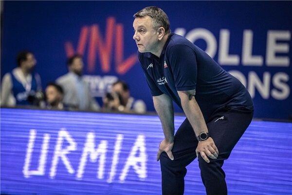 Iran eyes title at 20th Asian Senior Men's Volleyball C'ship: coach