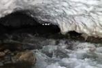 تونلی از برف در دامنههای «گرین»