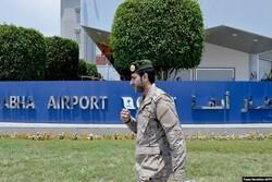 ارتش یمن برای چهارمین بار فرودگاه  أبها عربستان را هدف قرار داد