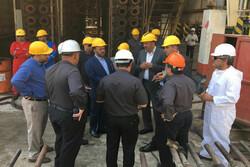 انجام موفقیت آمیز تعمیرات اساسی پالایشگاه روغن سازی ایرانول آبادان پس از ۲۰ سال