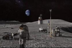 اولین زن فضانورد سال ۲۰۲۴ روی ماه قدم میزند