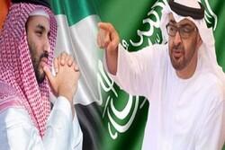 البلاط السعودي للإمارات: لاتتركينا وحيدين!