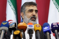 Iran's enriched uranium stockpile at 370kg: Kamalvandi