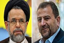 Hamas heyeti İran İstihbarat Bakanı ile görüştü
