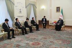 ایران از سرمایهگذاری چین در حوزه «انرژی» و «حمل و نقل» استقبال میکند