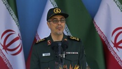 Armed Forces Chief of Staff Mohammad Bagheri