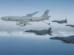 امریکہ اور سعودی عرب کی مشترکہ جنگی مشقیں
